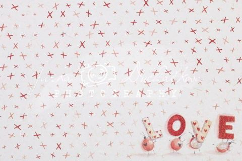 Fotopozadí - DESIGN 129 Valentýn
