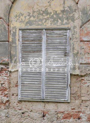 Fotopozadí - ZEĎ 57 s oknem