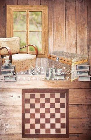 Fotopozadí - spojené - Pokoj šachový 1