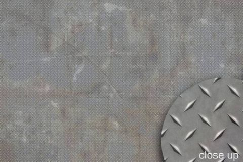 Diamond Plate 2,4x2,4m 11045
