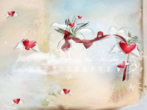 Fotopozadí - LOVE 4