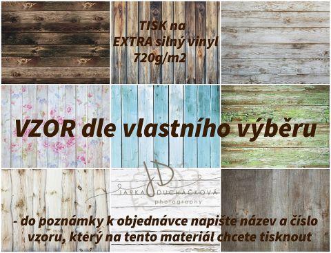 Vinylová fotopodlaha - EXTRA silná - tisk na 720g m2 s matovým povrchem