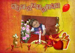 Pozvánka na narozeniny s vaší FOTO! 3