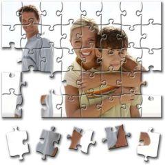 Magnetické puzzle formátu A4-130 dílků (rozměry 28,7x20 cm) s vaší FOTO