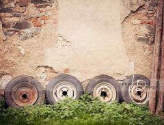 Fotopozadí - KLUK z FARMY 1
