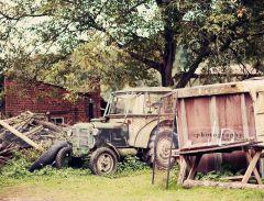 Fotopozadí - KLUK z FARMY 3