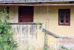 Fotopozadí - VENKOV - domeček
