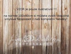 Vinylové fotopozadí MINI podlaha 100x80cm