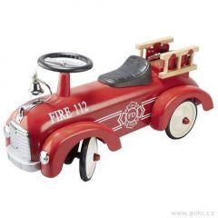 Odrážedlo – odstrkovadlo hasiči