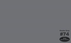 SMOKE GRAY 1,36x11m 60074