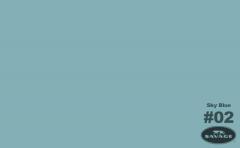SKY BLUE 1,36x11m 60002