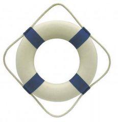 Záchranný kruh - kolo - 20 cm - modrá