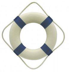Záchranný kruh - kolo - 14 cm - modrý