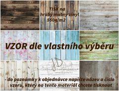 Vinylová fotopozadí a podlahy - hrubý povrch - mat