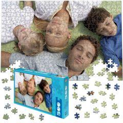 Fotopuzzle 500 dílků s dárkovou krabičkou s Vaší FOTO