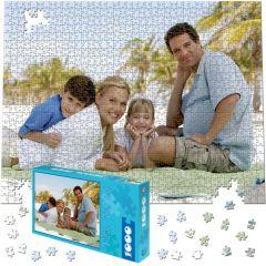 Fotopuzzle 1000 dílků s dárkovou krabičkou s Vaší FOTO