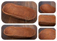 Korýtko dřevěné dlabané