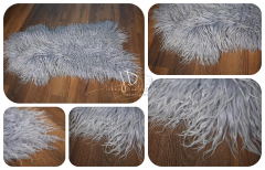 Kožešina islandská ovčí kudrnatá