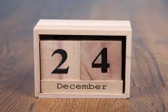 Kalendářová - datumová krabička
