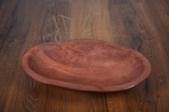 Korýtko dřevěné hladké