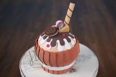 Dortík MAXI muffin čokoládový