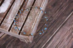 Věneček modrý