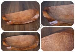 Dřevěná mísa - dlabaná