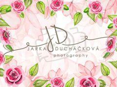 Fotopozadí - AKVAREL FLOWERS 3