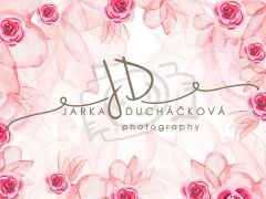Fotopozadí - AKVAREL FLOWERS 4