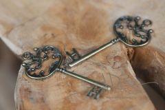 Klíč - přívěsek