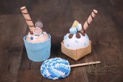 Set muffin + pohár + lízátko