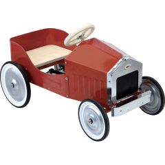 Kovové šlapací auto červené VILAC