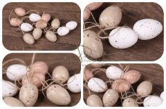 Dekorační vajíčka 12ks