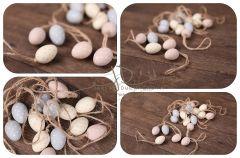 Dekorační vajíčka 18ks
