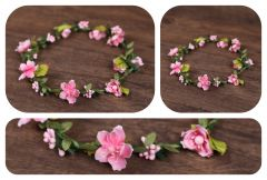 Věneček květinový 4