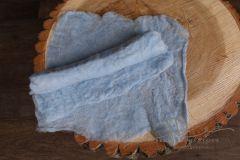 Fluff - podložka merino 30x30cm 13