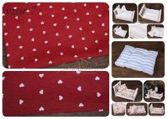 Matrace + polštářek do newborn postýlek - vzor 7