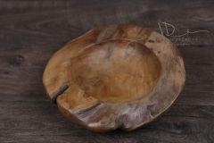 Dřevěná teak mísa střední 30cm