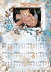 Kalendář roční 2022 - číslo 38