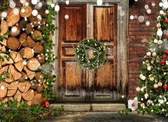 Vánoční fotopozadí - DESIGN 840