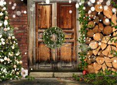 Vánoční fotopozadí - DESIGN 841