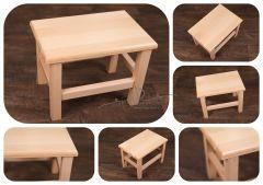 Stolička / stoleček buk