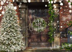 Vánoční fotopozadí - DESIGN 844
