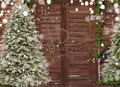 Vánoční fotopozadí - DESIGN 845
