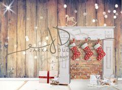 Vánoční fotopozadí - DESIGN 847