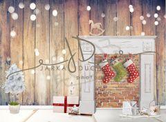 Vánoční fotopozadí - DESIGN 848