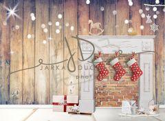 Vánoční fotopozadí - DESIGN 849