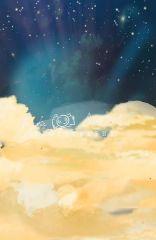 Fotopozadí - SPOJENÉ pozadí - NIGHT SKY 1