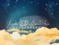 Fotopozadí - NIGHT SKY 1