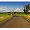 Vinyl fotopozadí - Cesty, silnice, uličky...
